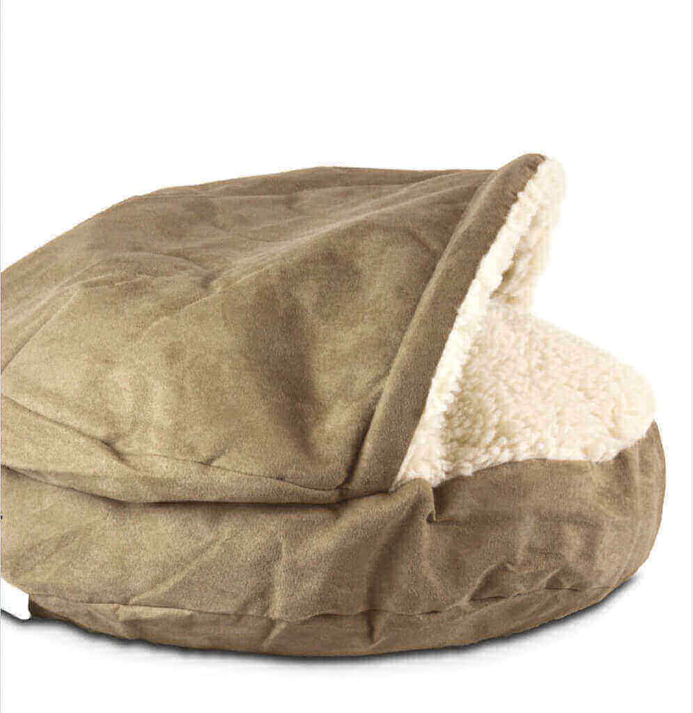 Cozy Cave Dog Bed Sizing