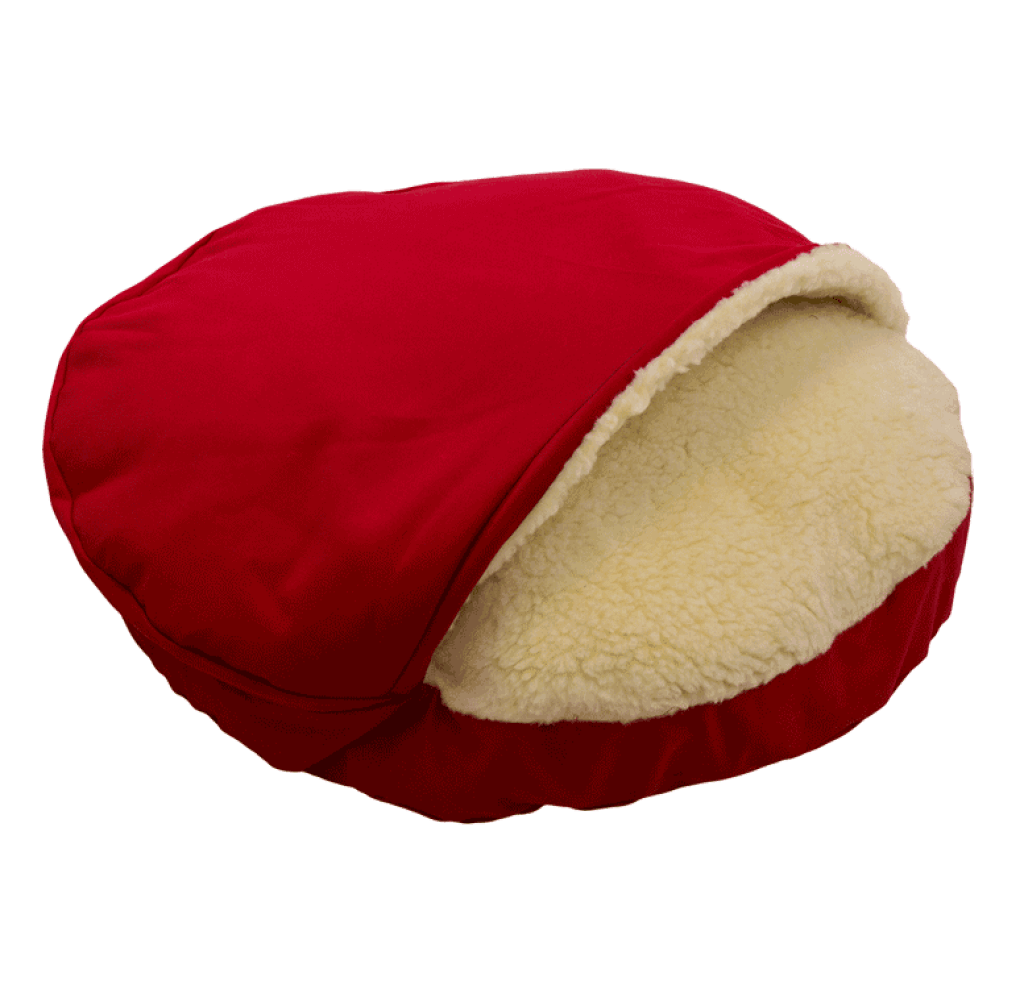 Cozy Cave Small Rood (Poly Cotton) 63 cm