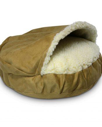 Luxury Cozy Cave Camel