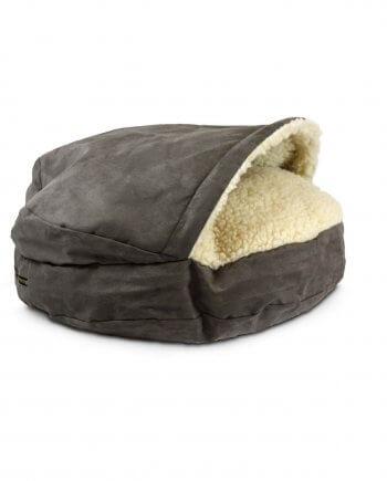 Cozy Cave XL Dark Chocolate (Luxury Microsuède) 114 cm