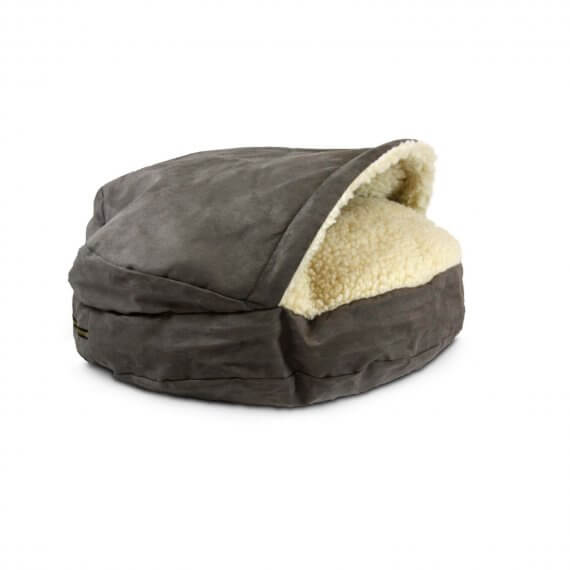 Cozy Cave XL Dark Chocolate (Luxury Microsuède) 114 cm