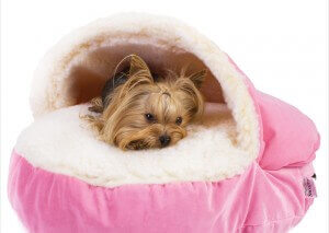 Snoozer Luxury Cozy Cave Extra Large Pink
