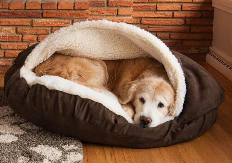 Snoozer Luxury Cozy Cave Extra Large