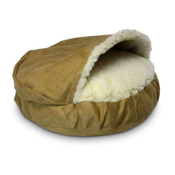Luxury Cozy Cave Hoes Camel XL