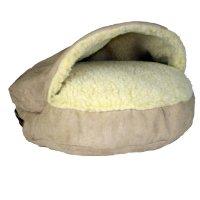 Cozy Cave Large Buckskin (Luxury Microsuede) 89 cm