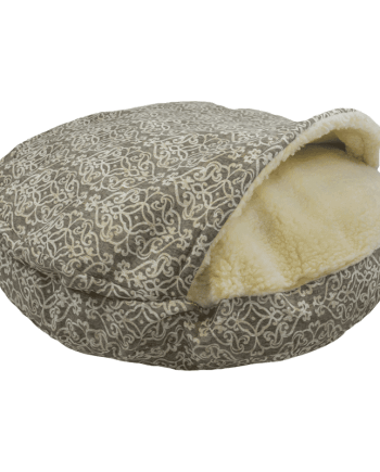 Cozy Cave Large Luxury Gondola Grey (89 cm)