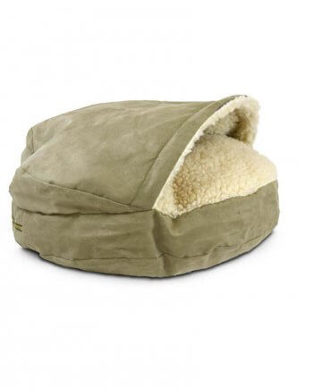 Cozy Cave Large - Luxury Microsuede - Peat (89 cm)