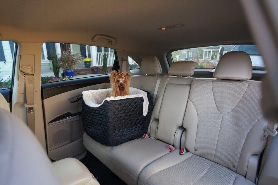 Snoozer Lookout I Pet Car Seat