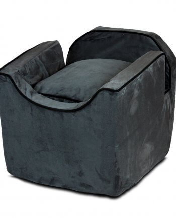 Snoozer Lookout I Pet Car Seat - Anthracite - 2 maten