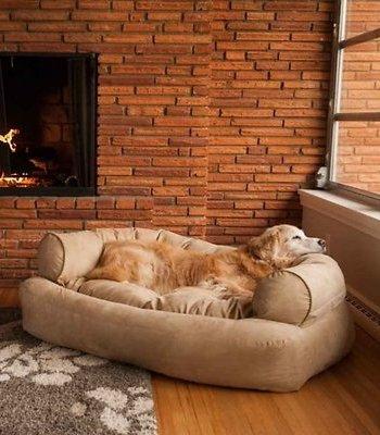 Overstuffed Dog Beds