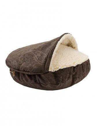 Snoozer Cozy Cave Small - Laurel Mocha - 63 cm