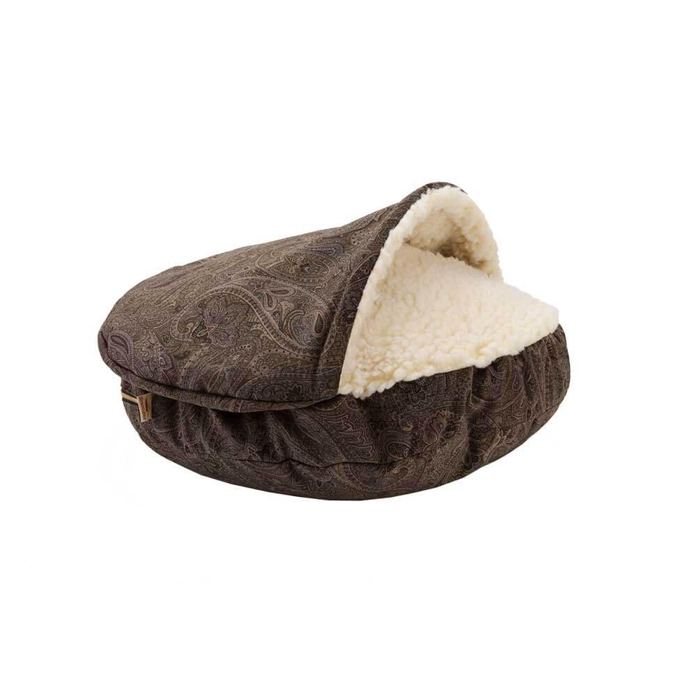 Snoozer Cozy Cave Small - Laurel Mocha - 63 cm