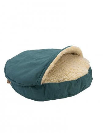Cozy Cave Large - Luxury Microsuede - Marine - 89 cm