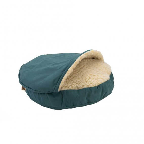 Cozy Cave Large - Luxury Microsuede - Marine - 89 cm