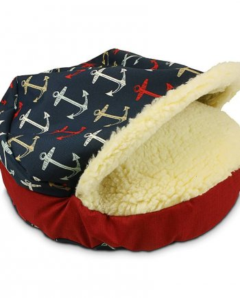 Cozy Cave Small - WAG Collectie - Anchors (63 cm)